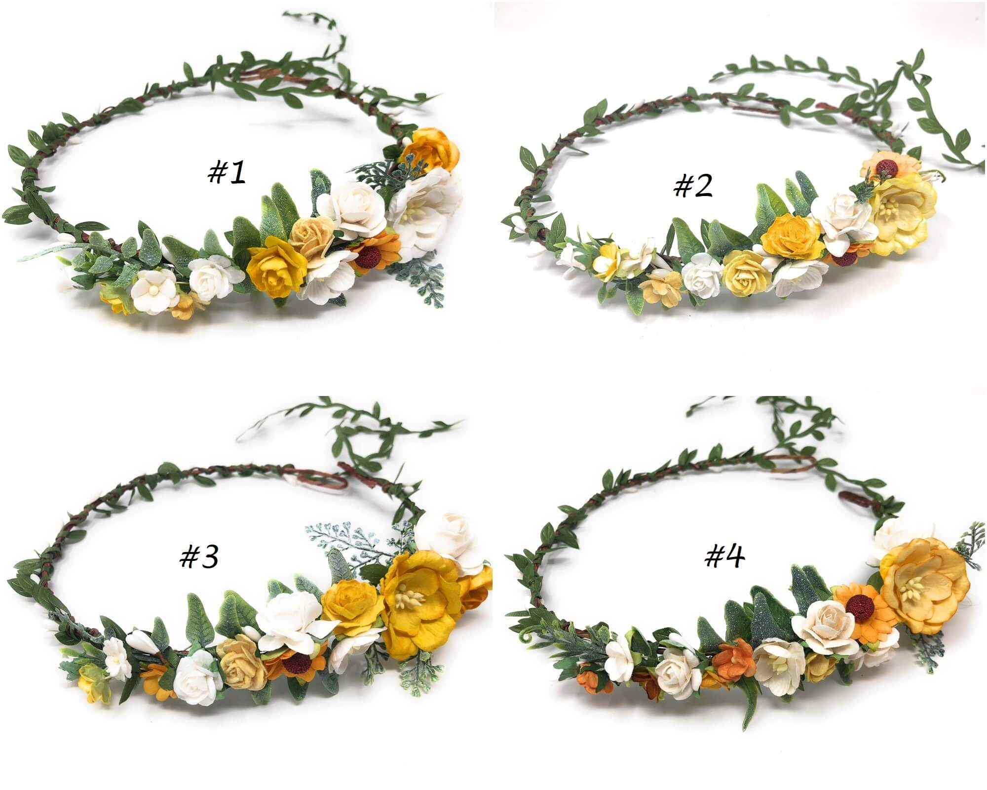 fall flower crown page 1